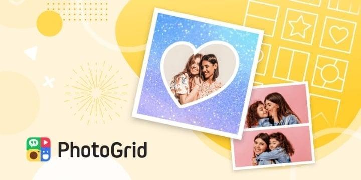 PhotoGrid Mod Apk v8.05 (Premium Unlocked)