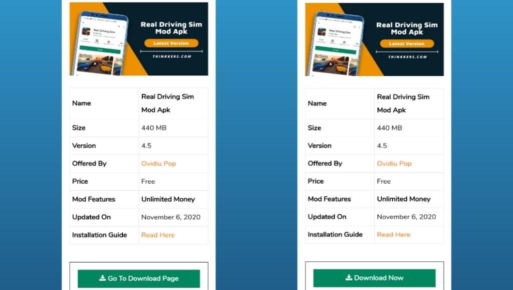 Real Driving Sim Mod Apk Download
