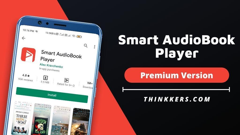 Smart Audiobook Player Mod Apk