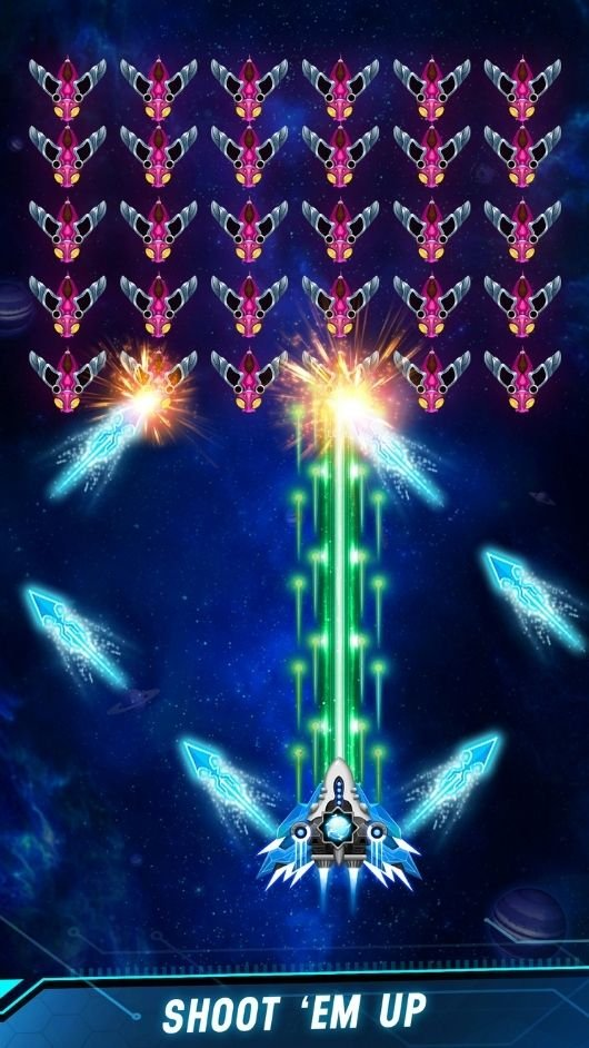 Space Shooter 3