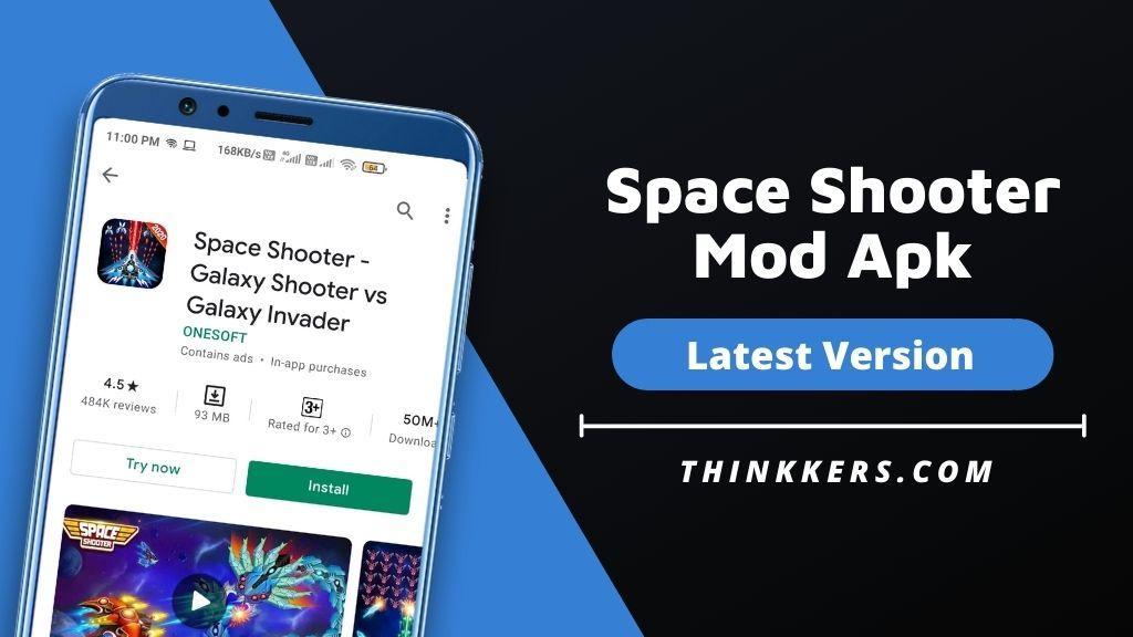 Space Shooter Mod Apk