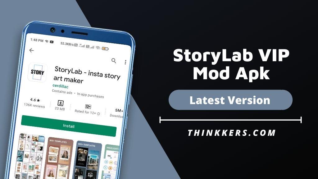 StoryLab Mod Apk - Copy