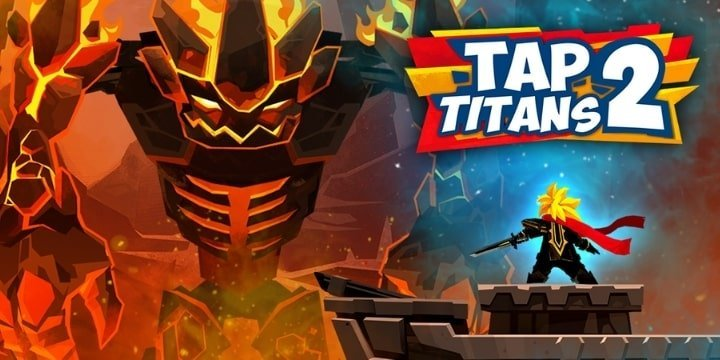 Tap Titans 2 Mod Apk v5.7.1 (Unlimited Coins)