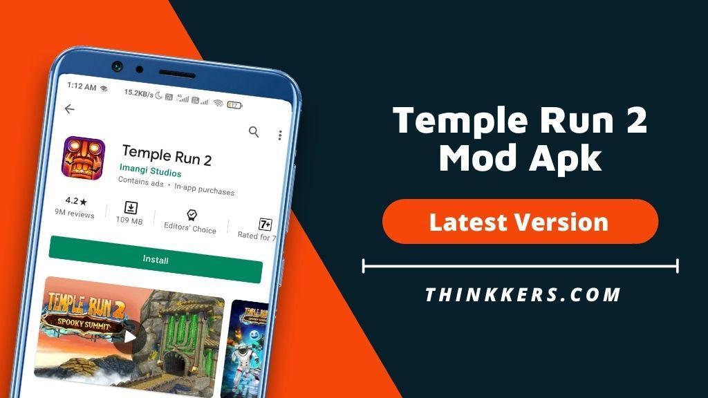 Temple Run 2 Mod Apk