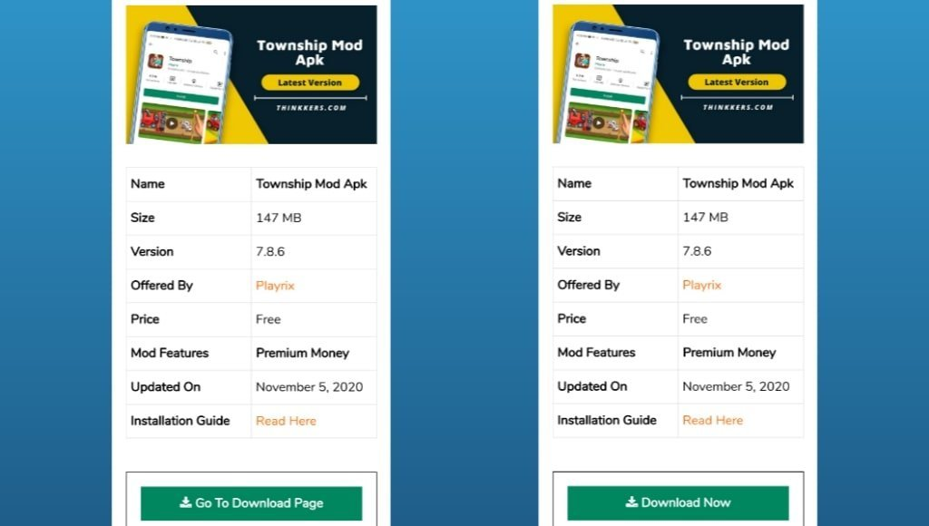 Township Mod Apk Download