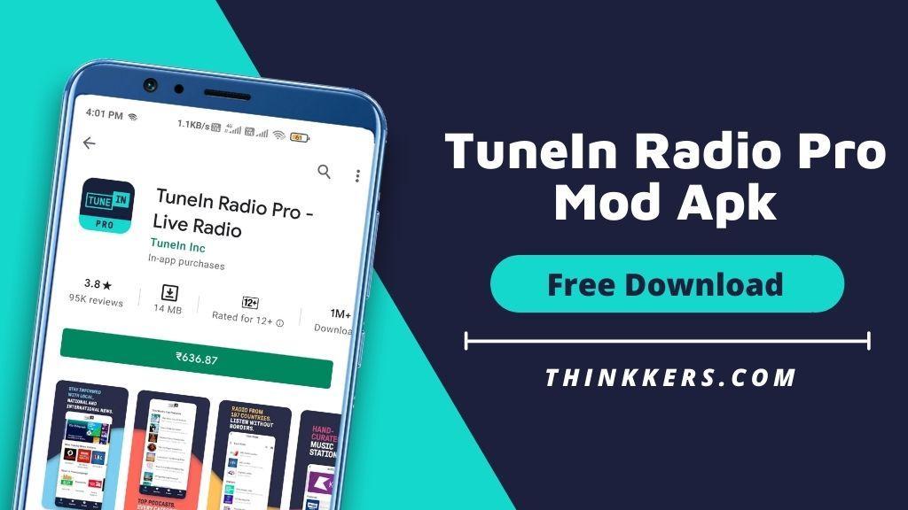 TuneIn Radio Pro Apk - Copy