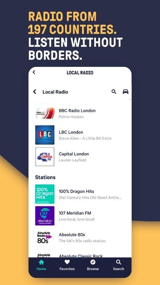 Tunein Radio - 2