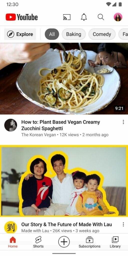 YouTube Vanced 3
