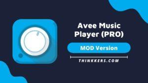 Avee Music Player Mod Apk