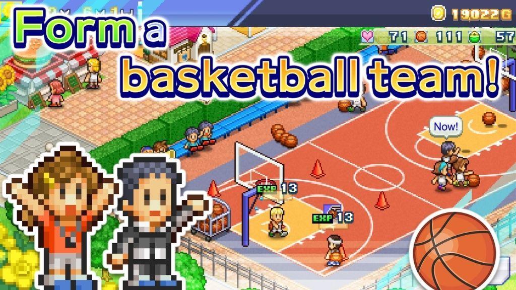 Basketball Story Club Apk