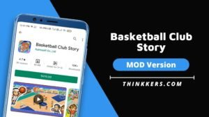 Basketball Club Story mod apk