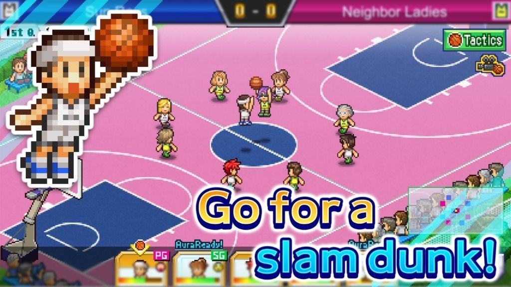 Basketball Story Club