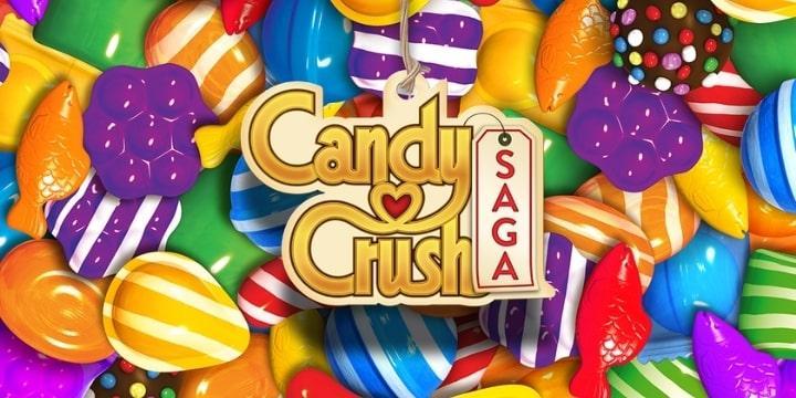 Candy Crush Saga MOD Apk v1.213.2.1 (Unlocked)