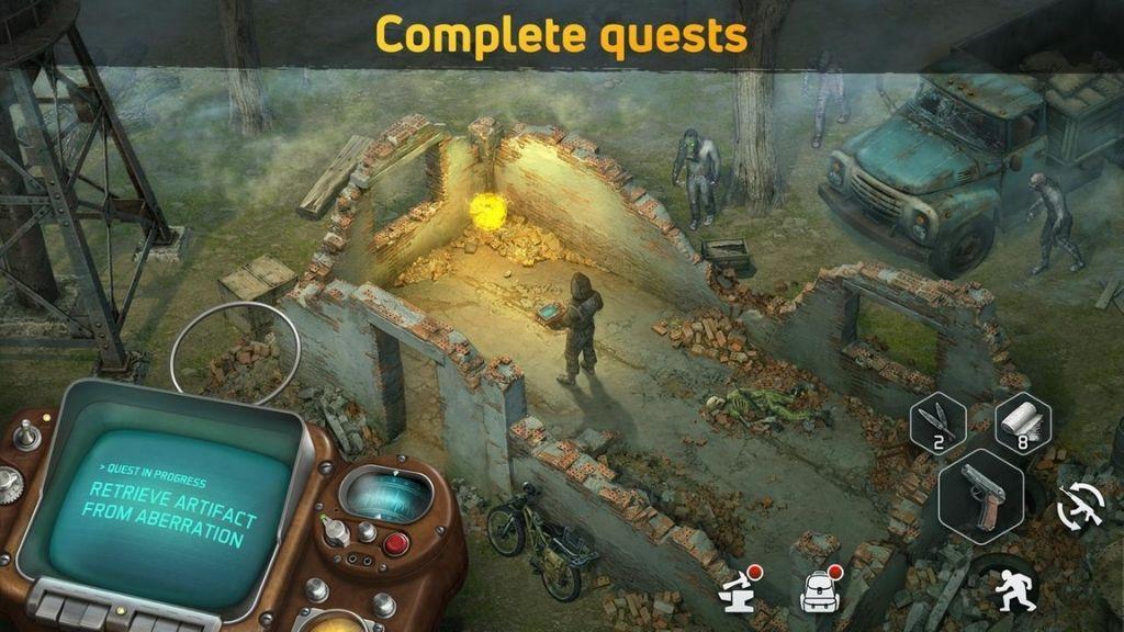 Complete Quests