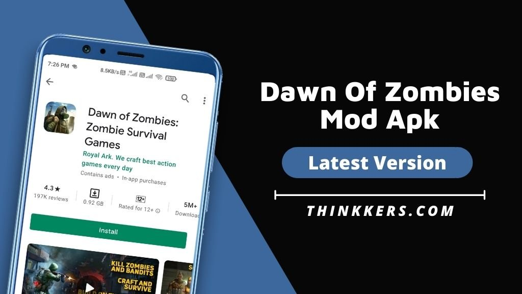 Dawn Of Zombies Mod Apk - Copy