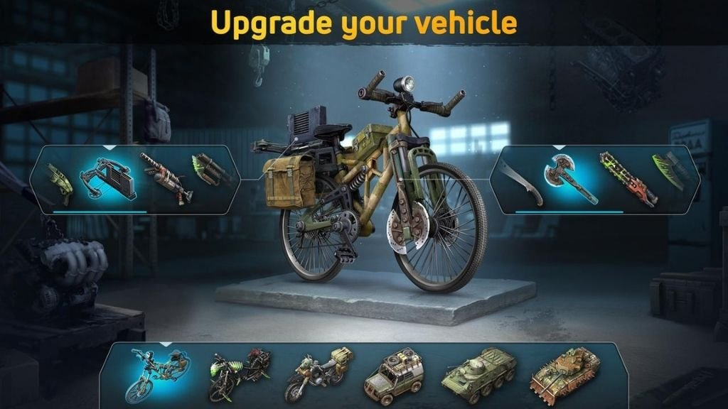 Dawn Of Zombies Mod Apk Download