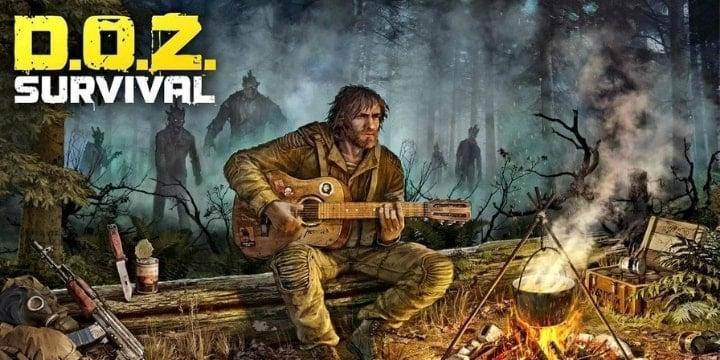 Dawn Of Zombies Mod Apk v2.110 (Free Crafts)