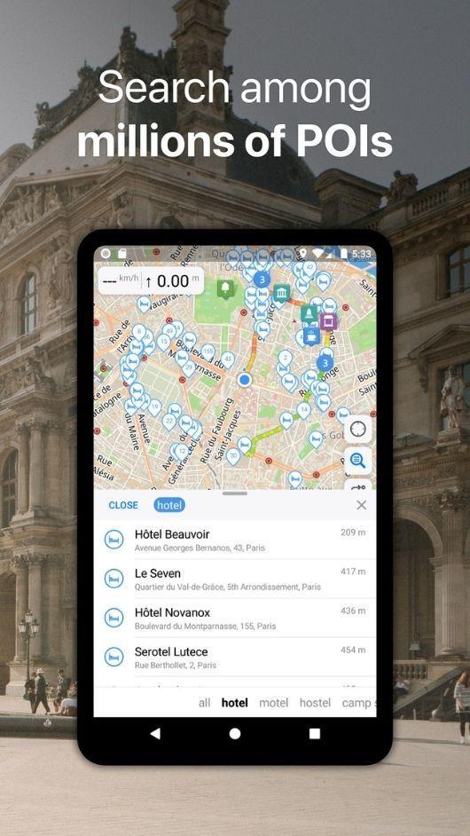 Guru Maps Pro free unlocked