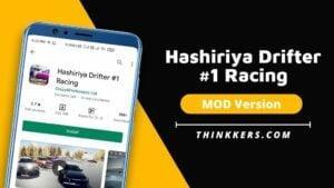 Hashriya Drifter mod apk