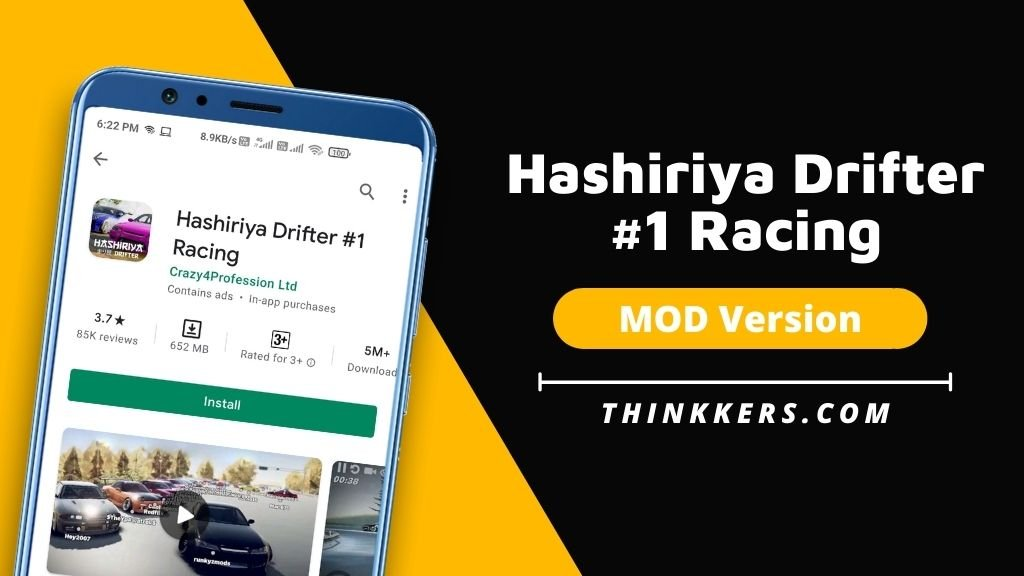 Hashiriya Drifter Mod Apk - Copy