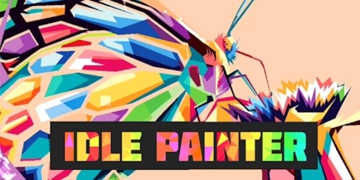 Idle Painter Mod Apk v1.22.0 (Unlimited Money)