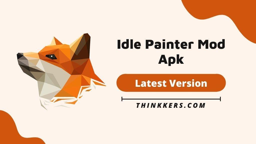 Idle Painter Mod Apk - Copy