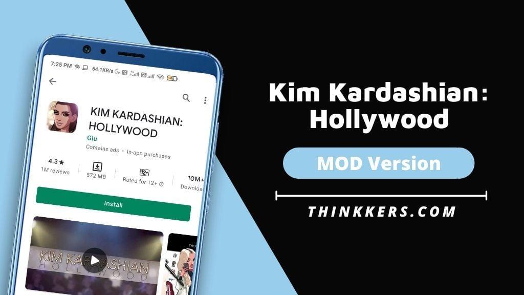 KIM KARDASHIAN HOLLYWOOD Mod Apk - Copy