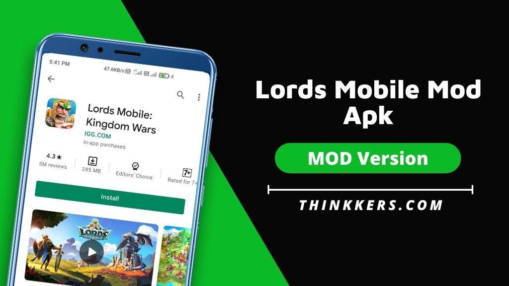 Lords Mobile Mod Apk - Copy