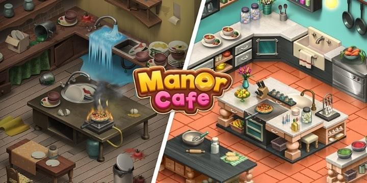 Manor Cafe Mod Apk v1.110.4 (Unlimited Money)