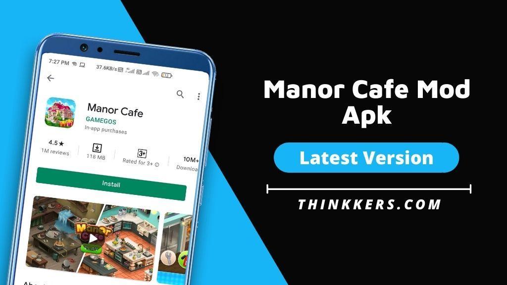 Manor Cafe Mod Apk - Copy