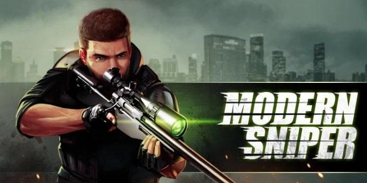 Modern Sniper Mod Apk v2.2 (Unlimited Money)