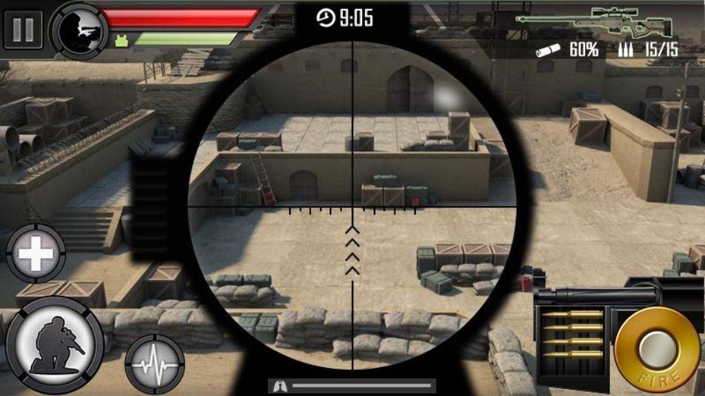 Modern Sniper Mod Download