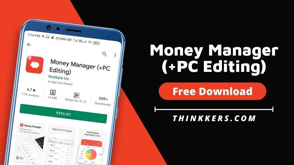 Money Manager Mod Apk