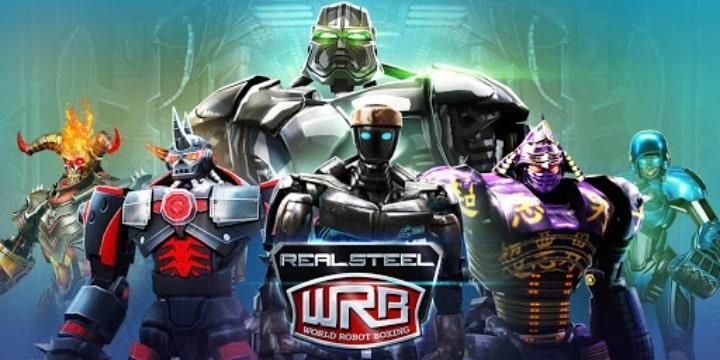 Real Steel World Robot Boxing Mod Apk v60.60.120 (Unlimited Money)