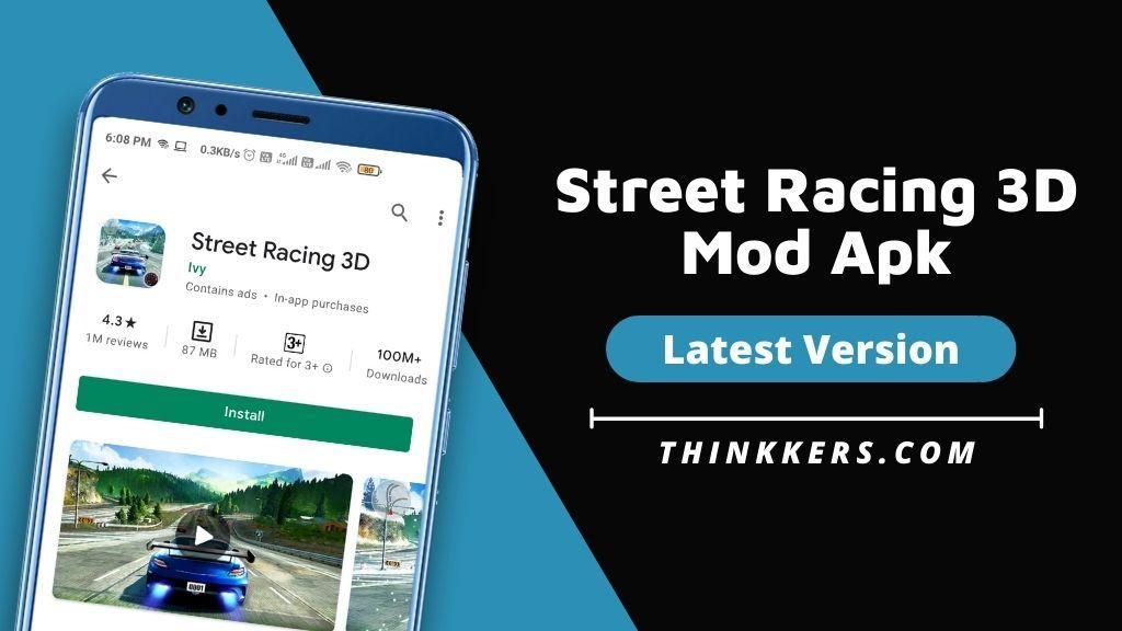 Street Racing 3D Mod Apk - Copy