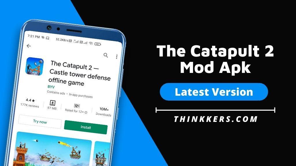 The Catapult 2 Mod Apk - Copy