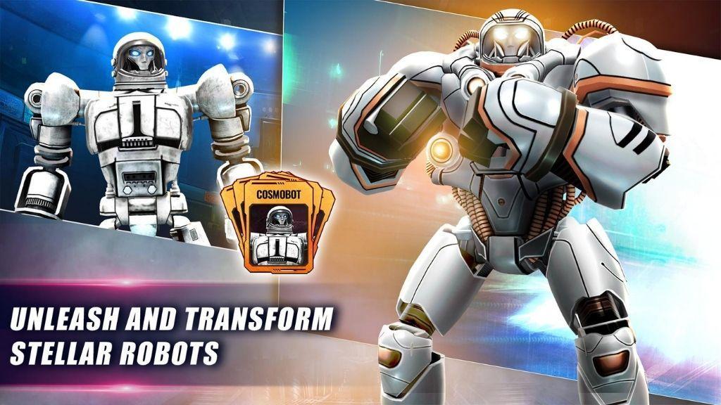 Unlocked Premium Robots
