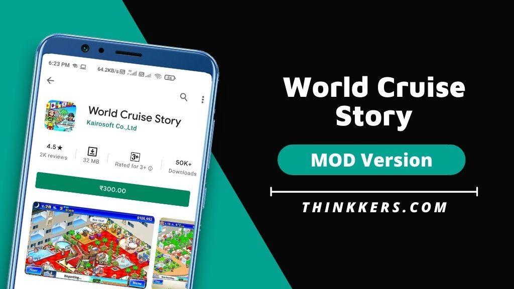 World Cruise Story Mod Apk - Copy