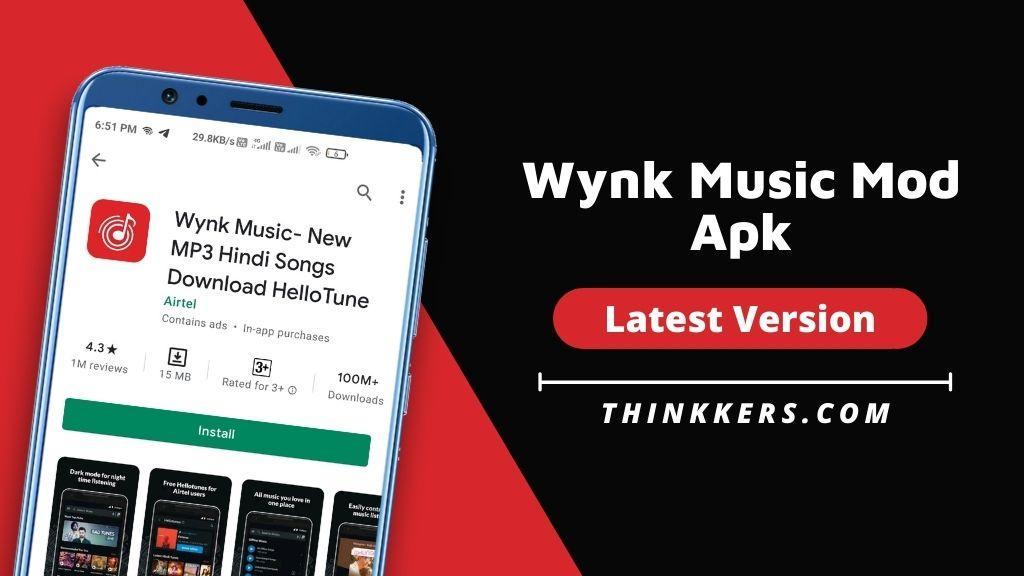 Wynk Music Mod Apk - Copy