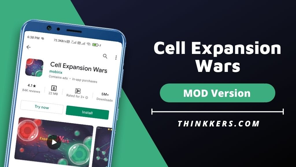 Cell Expansion Wars mod apk - Copy