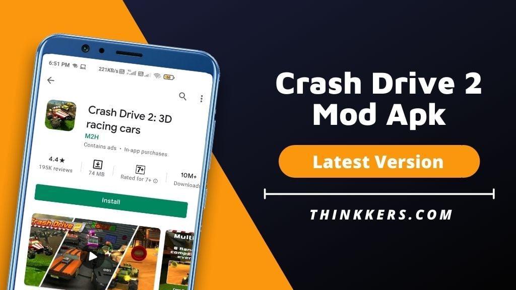 Crash Drive 2 Mod Apk - Copy