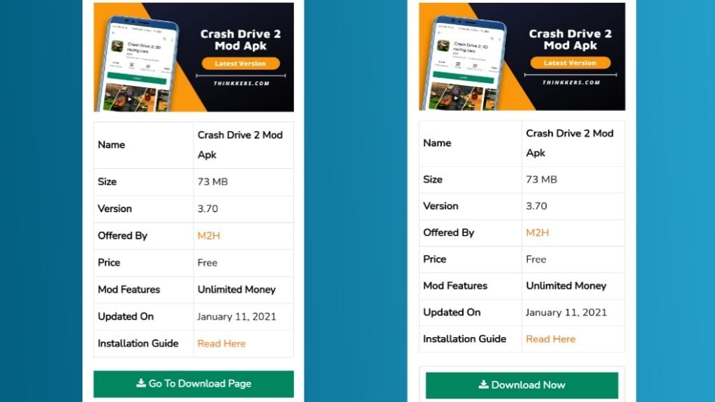 Crash Drive 2 Mod Apk Download