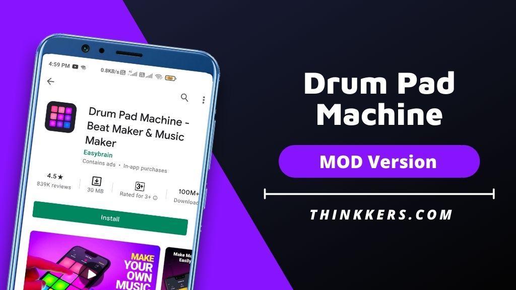 Drum Pad Machine Mod Apk - Copy