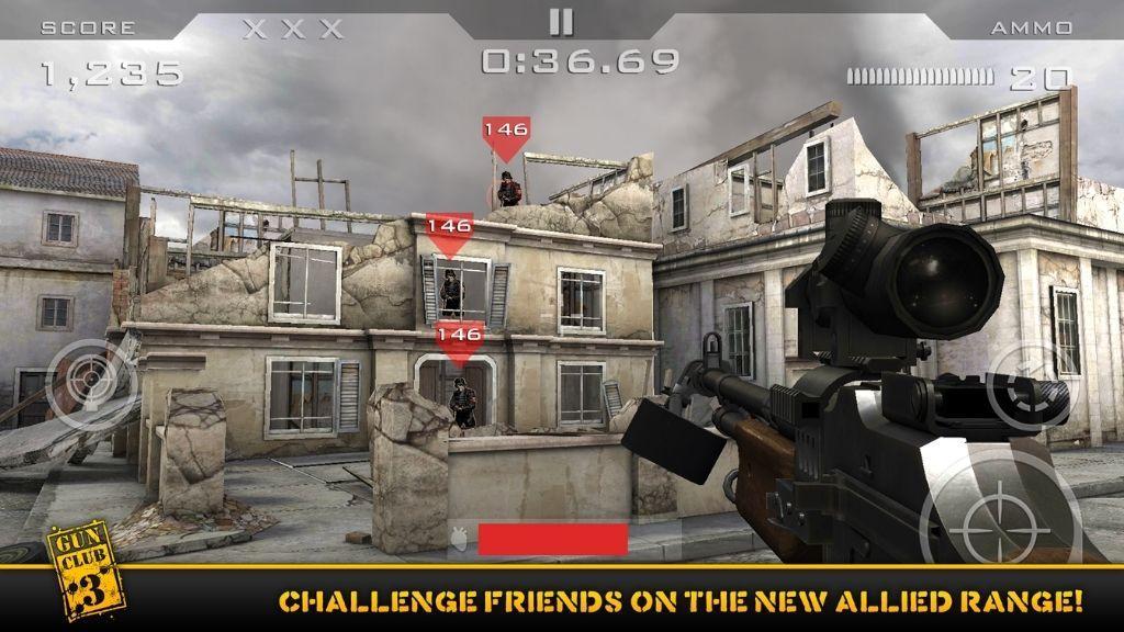 Gun Club 3 Apk