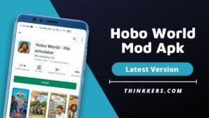 Hobo World Mod Apk