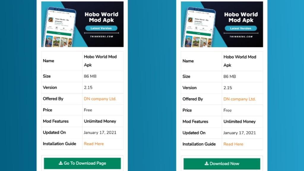 Hobo World Mod Apk Download