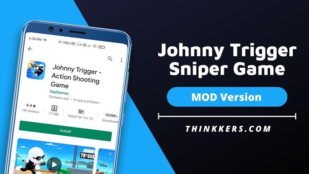 Johnny Trigger Sniper mod apk - Copy