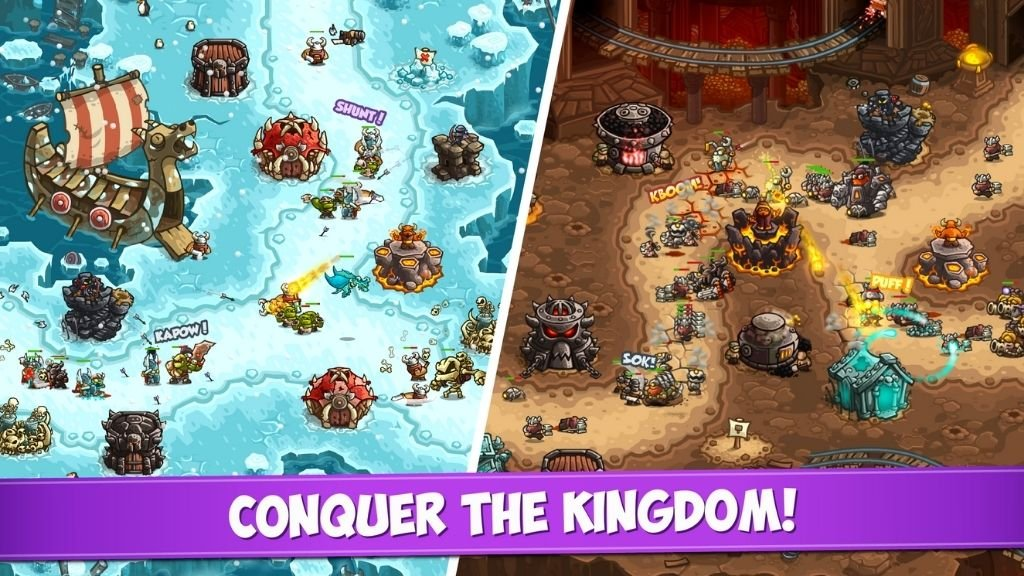 Kingdom Rush Vengeance Apk Download
