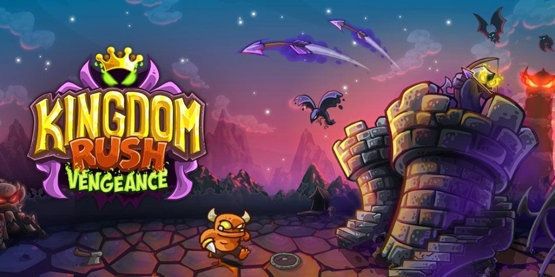Kingdom Rush Vengeance Apk + MOD 1.10.5 (Unlimited Money)