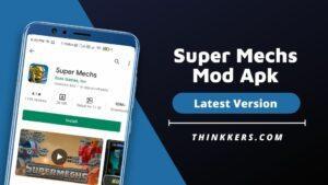 Super Mechs Mod Apk